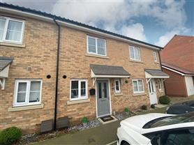 2 bedroom mid-terraced house