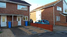 2 bedroom end of terrace for rent