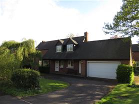4 bedroom detached for rent