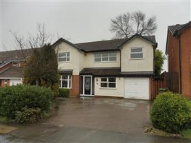 5 bedroom detached for rent