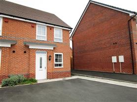 2 bedroom  semi-detached